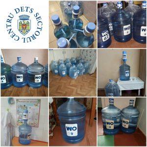 Apa potabilă sigură este un factor indispensabil pentru sănătate